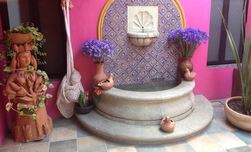Easy walk to center of town yet quiet and peaceful - Image 1 - Oaxaca - rentals