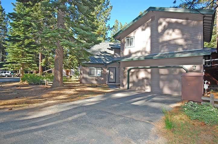 Exterior - 1847 Shady Lane - South Lake Tahoe - rentals