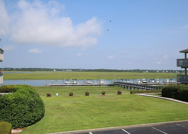 CB 2313B -  Slow down relax and enjoy your vacation at this sound view condo - Image 1 - Wrightsville Beach - rentals