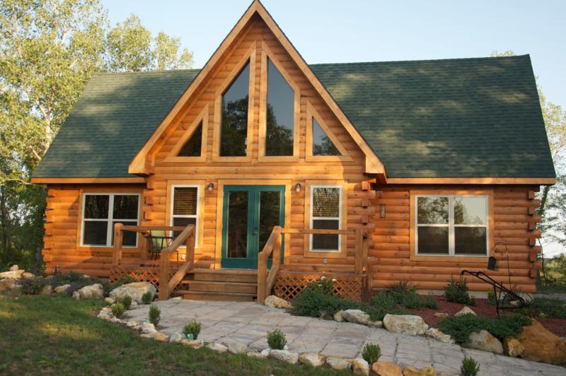 Lodge at the Circle O - Circle O Lodge & Tree Farm - Marceline - rentals