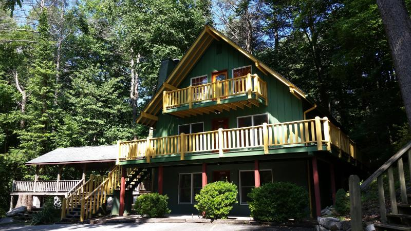 Rocky Broad Unit 1 Mt Village Chalet Chimney Rock - Image 1 - Chimney Rock - rentals