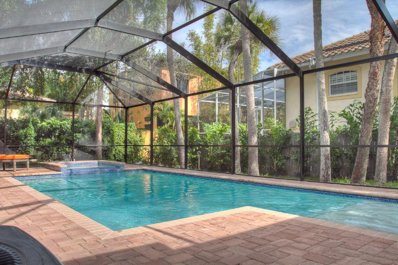 Saltwater Pool & Spa - Large Modernized Home a Short Walk to Beach - Siesta Key - rentals