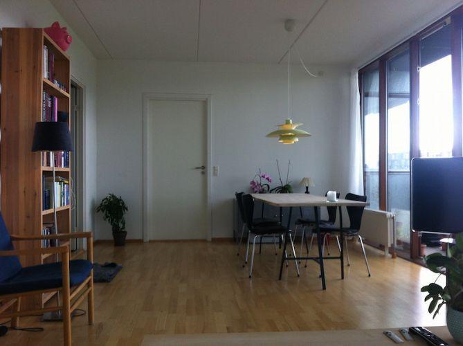 Tom Kristensens Vej Apartment - Copenhagen apartment with large balcony near nice park - Copenhagen - rentals