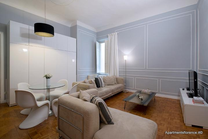 Chic 1 Bedroom Apartment Rental in Florence - Image 1 - Florence - rentals