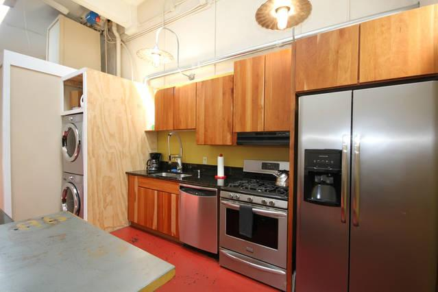 City Centre Loft with Indoor Swing - Image 1 - Asheville - rentals