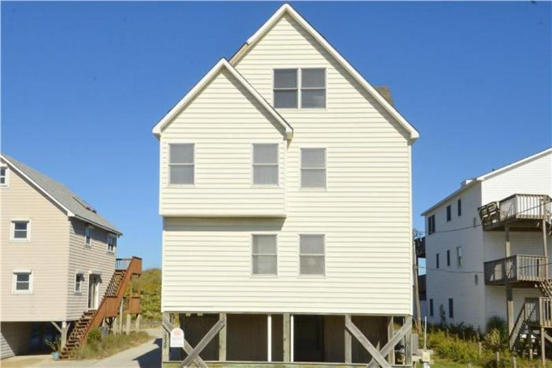Front Elevation - Skipper's Fantasy - Kill Devil Hills - rentals