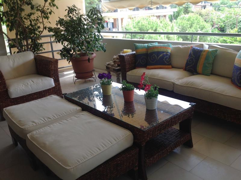 A Wonderful Apt for Summer Holidays - Image 1 - Glyfada - rentals