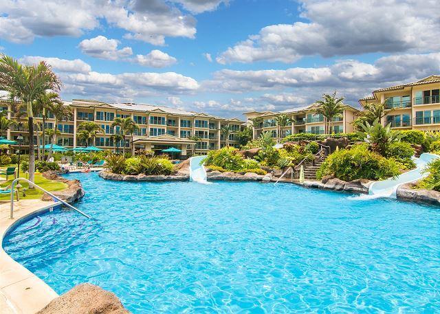 E406 Waipouli Beach Resort - Image 1 - Kapaa - rentals