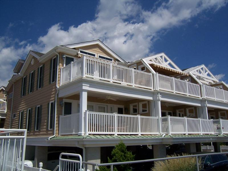 Beautiful Beachfront - 1500 Boardwalk 107 114101 - Ocean City - rentals