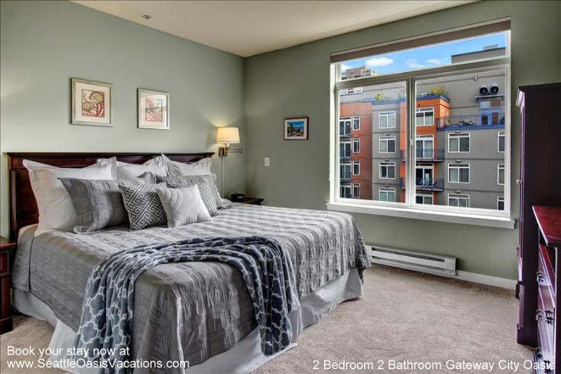 2 Bedroom 2 Bathroom Gateway City Oasis - Image 1 - Seattle - rentals