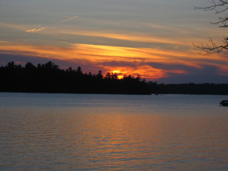 Celebrate beautiful nightly sunsets then get ready for incredible star-gazing. - Lakewood - Maine - rentals