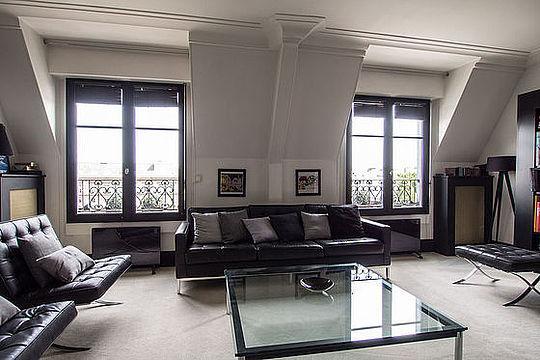 Sejour - 1 bedroom Apartment - Floor area 70 m2 - Paris 6° #20612921 - Paris - rentals