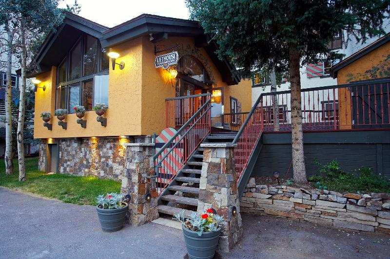 The Lift House Lodge is located in the heart of Lionshead Village. - Lift House Lodge Studio Residence - Vail - rentals