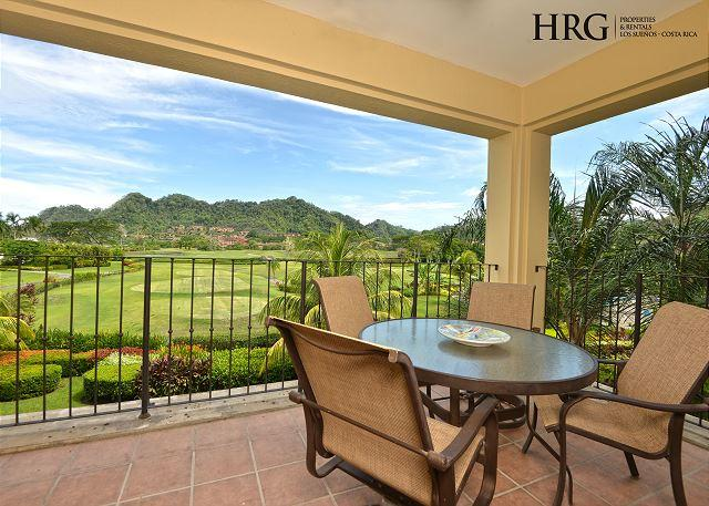 View from the balcony. - The Perfect Getaway, Luxury Condo at Los Sueños, available for Spring - Bejuco - rentals