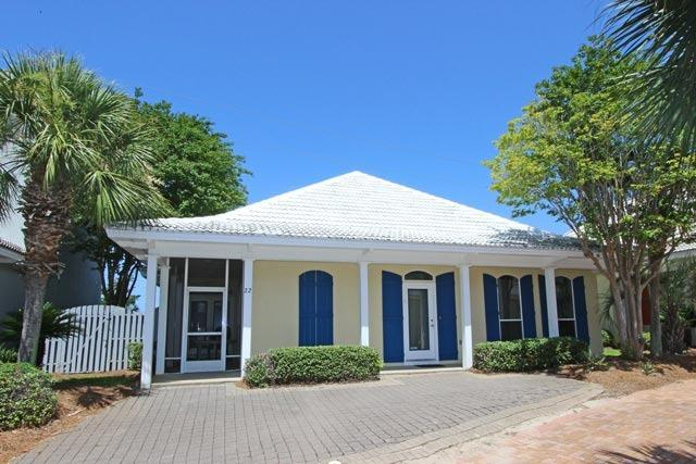 Summer Retreat in Emerald Shores Gated Community - Summer Retreat 4bdrm 2bth, 2 Com Pools, Tennis - Miramar Beach - rentals