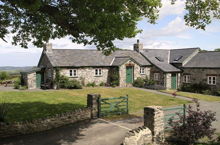 Ty Newydd - Image 1 - Tal-y-Cafn - rentals