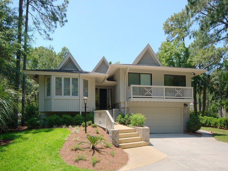 1 Wren - Front of Home - 1 Wren - Hilton Head - rentals