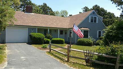 Front of House - South Chatham Cape Cod Vacation Rental (6354) - Chatham - rentals