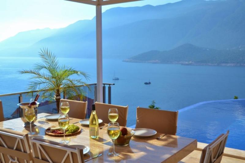 Dolphin Bay Villa - Image 1 - Kas - rentals