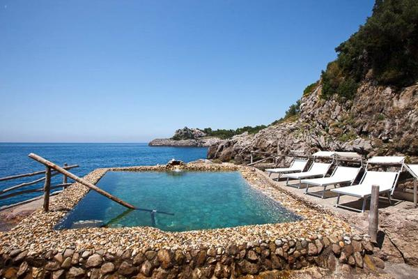 Seaside villa in Sorrento, Italy- part of Marina Punta Campanella. YPI ARE - Image 1 - Sorrento - rentals