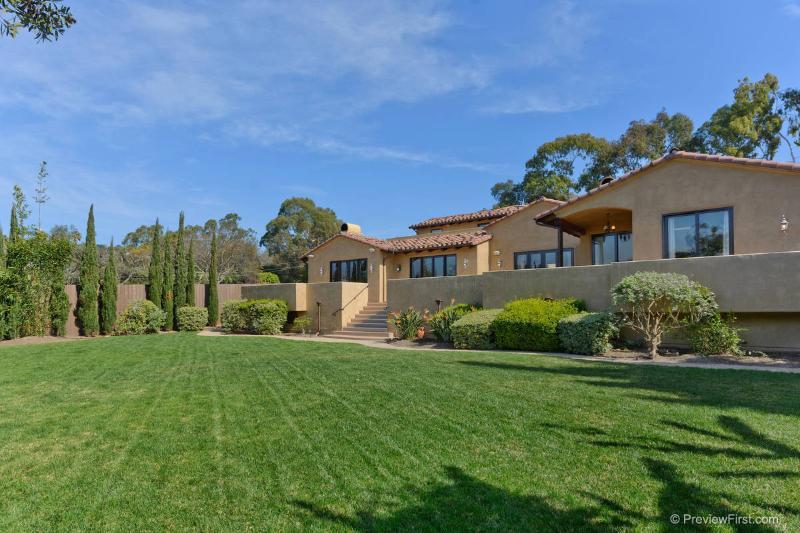 4000+ sqft Tuscan Mediterranean Home-HUGE YARD! - Image 1 - Del Mar - rentals