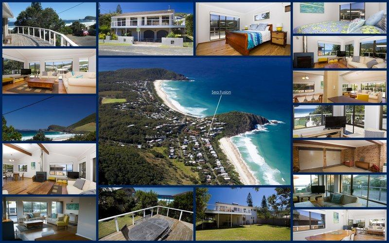Beach House Seafusion - Image 1 - Blueys Beach - rentals