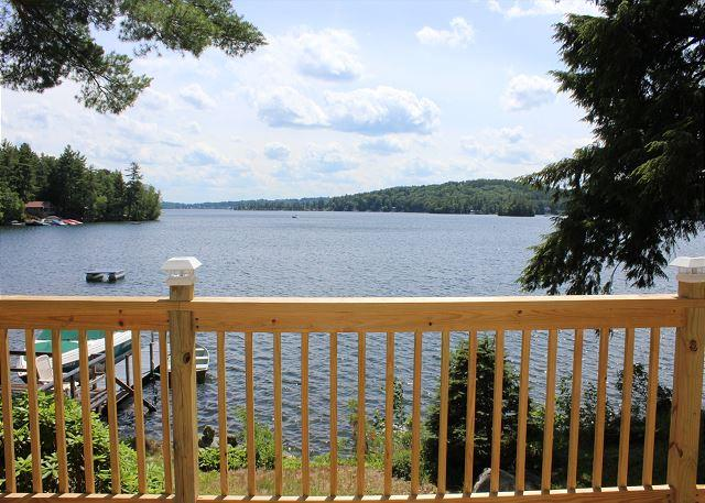 Winnipesaukee Waterfront Home Meredith (MUT85W) - Image 1 - Meredith - rentals