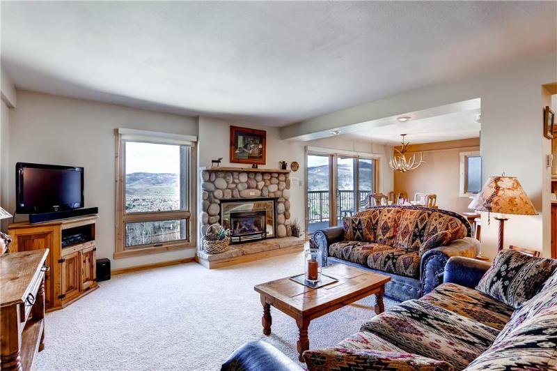 Yampa View 206 - Image 1 - Steamboat Springs - rentals