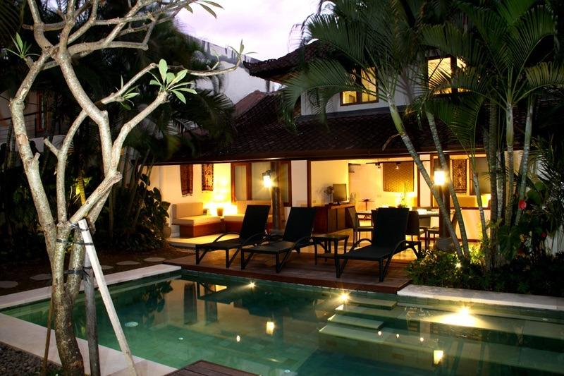 Villa Surin, 10% discount 8 nights or more, stunning Villa in prime location. - Image 1 - Legian - rentals