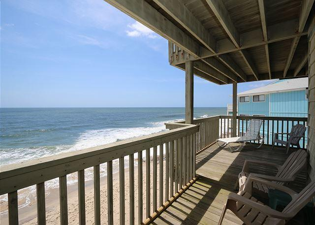 Ocean Dunes 2123B -  Spacious oceanfront condo-easy access to the sandy beach - Image 1 - Kure Beach - rentals