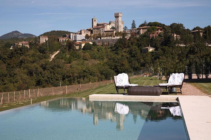 Fontaine Spa - Image 1 - San Casciano dei Bagni - rentals