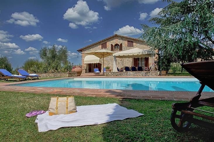 Villa Saena - Image 1 - Tuscany - rentals
