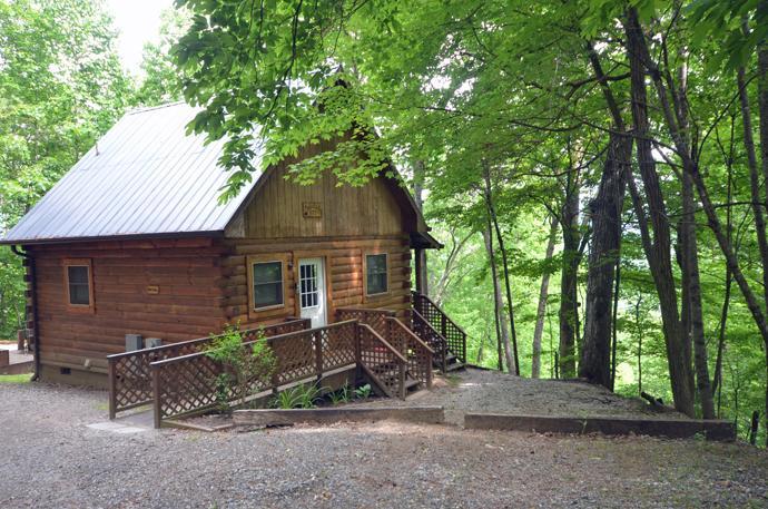 Solitude Cabin - Image 1 - Bryson City - rentals