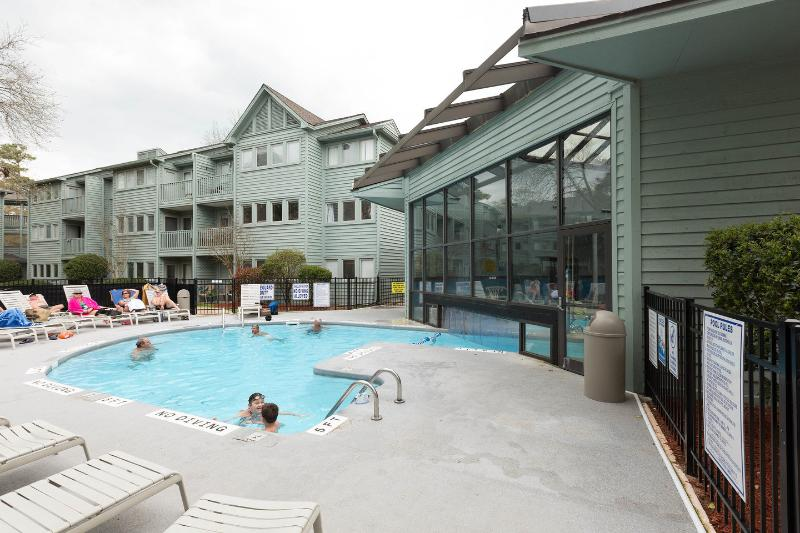 The Pool - Amazing Studio in Myrtle Beach with Incredible Coa - Myrtle Beach - rentals