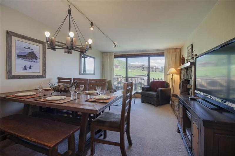 Bronze Tree Condominiums - BT307 - Image 1 - Steamboat Springs - rentals