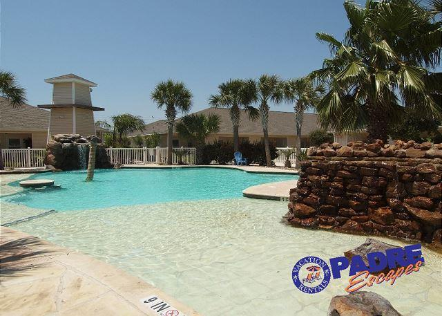 Big Slice of Paradise offers endless amenities in a great location. - Image 1 - Corpus Christi - rentals