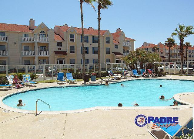 Beautiful 1st floor Condo just off the Beach and Pet Friendly! - Image 1 - Corpus Christi - rentals