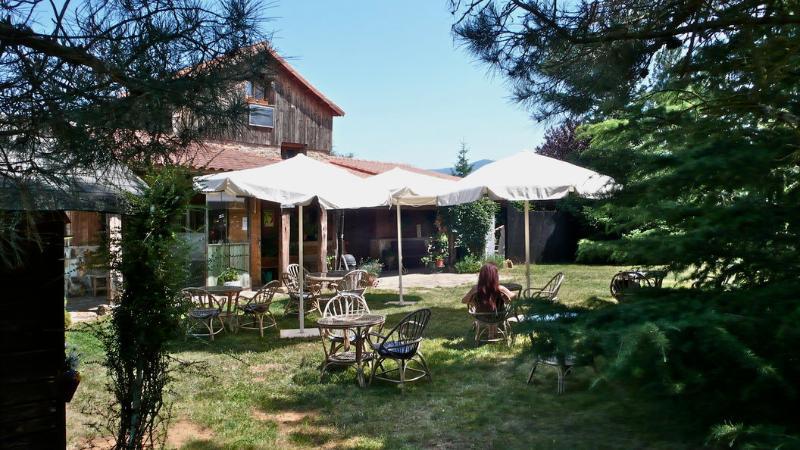 Bar Terrace summer 15 - Cottage Camping Aín Jaca Pyrenees - Jaca - rentals