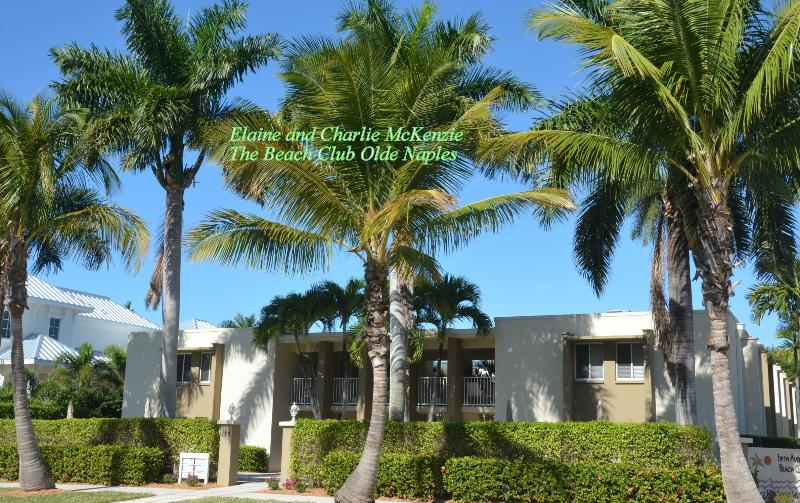 "The Beach Club on the corner of 5th Avenue and 2nd Street Old Naples, Prime Location! - Beauty and the Beach - Naples Florida ""Paradise!"" - Naples - rentals"
