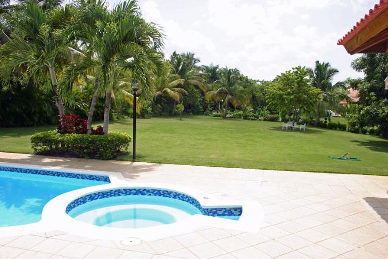 Backyard - Villa at Casa de Campo, Dominican Republic - La Romana - rentals