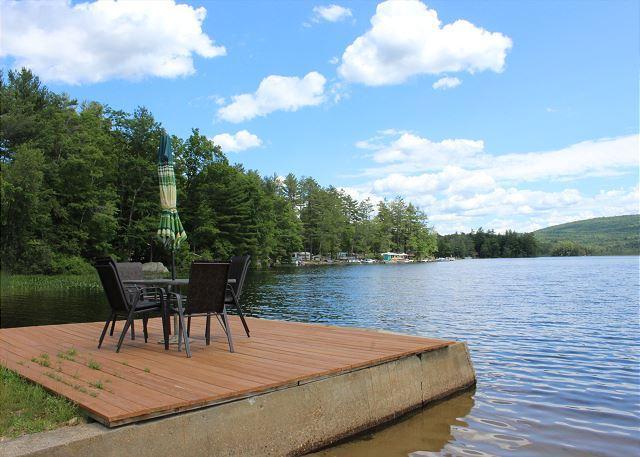 Lake Pemigewasset Waterfront Cottage (MUR4W) - Image 1 - New Hampton - rentals