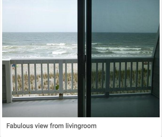 View from living room - Oct/Nov Dates Available - Beach Haven - rentals