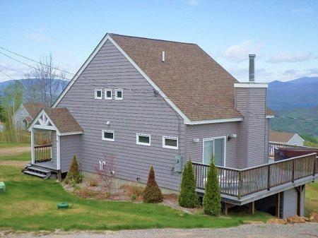 Luxury White Mountain Vacation Rental with Spectacular Mountain Views - Image 1 - Campton - rentals