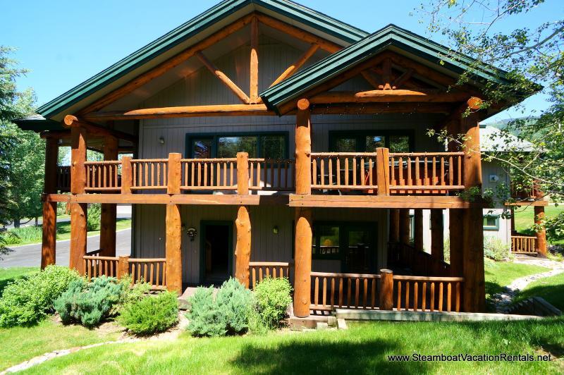 Saddle Creek Town Homes #1755 - Image 1 - Steamboat Springs - rentals