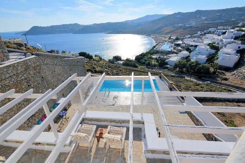 Villa Katrina Elia Mykonos - Image 1 - Elia Beach - rentals