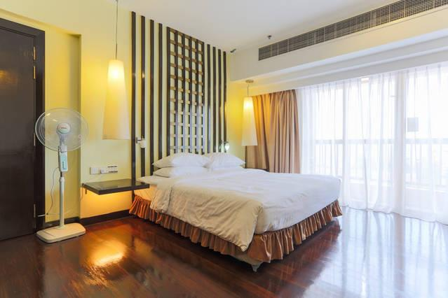 Unit suite with balcony - Studio Apartment, Sunway Pyramid Tower, Malaysia - Petaling Jaya - rentals