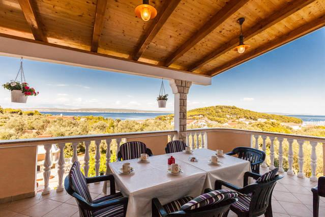 LUXURY VILLA WITH SPECTACULAR VIEW! - Image 1 - Kukljica - rentals