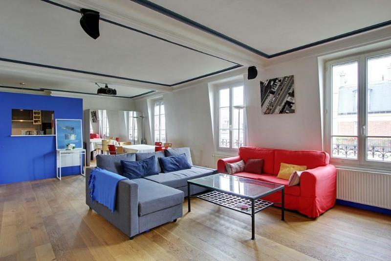 Living room 1 - ALESIA2 - Paris - rentals