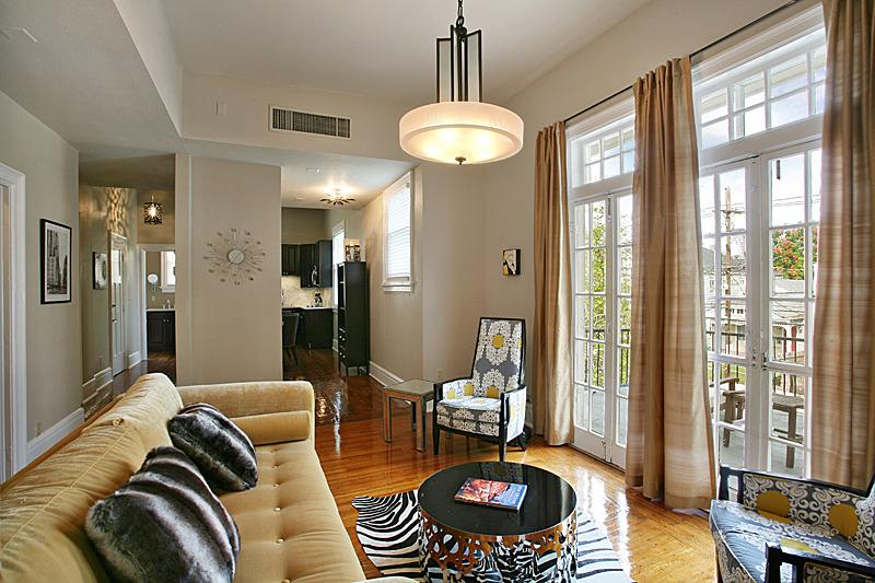 Garden District Luxury, Steps to St. Charles - Image 1 - New Orleans - rentals