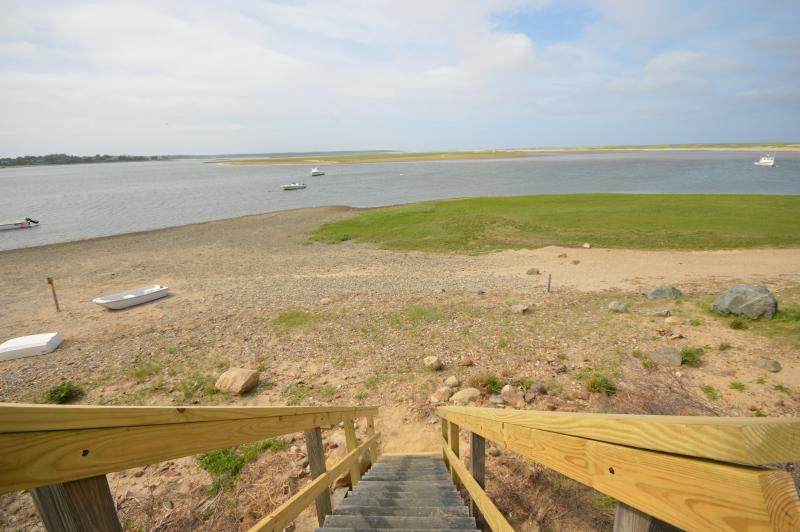 Panoramic Water View - Private Stairs to the Beach - Image 1 - Orleans - rentals